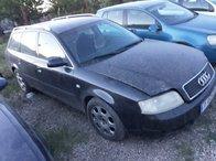 Set discuri frana spate Audi A6 4B C5 2003 Break 2.5 TDI