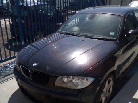 Set discuri frana spate BMW Seria 1 E81, E87 2006 HATCHBACK 2.0 D