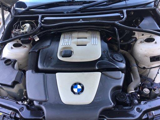Set discuri frana spate BMW Seria 3 E46 2003 Berlina 2.0
