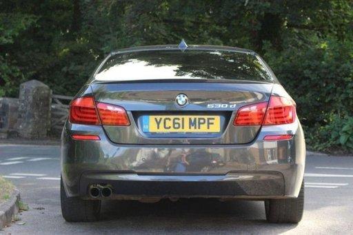 Set discuri frana spate BMW Seria 5 F10 2011 Limuzina 3.0