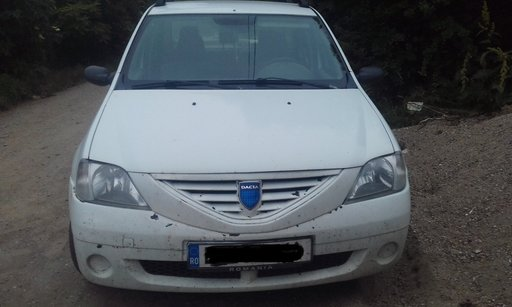 Set discuri frana spate Dacia Logan 2006 Berlina 1