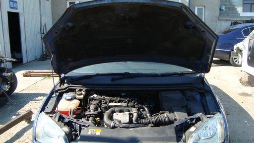 Set discuri frana spate Ford Focus 2 Combi din 2006 motor 1.6 tdci cod HHDA