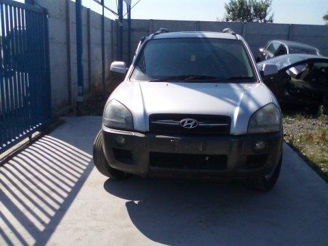 Set discuri frana spate Hyundai Tucson 2004 Offroad 2.0 CRDI
