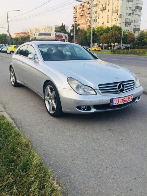 Set discuri frana spate Mercedes CLS W219 2007 cupe 2987