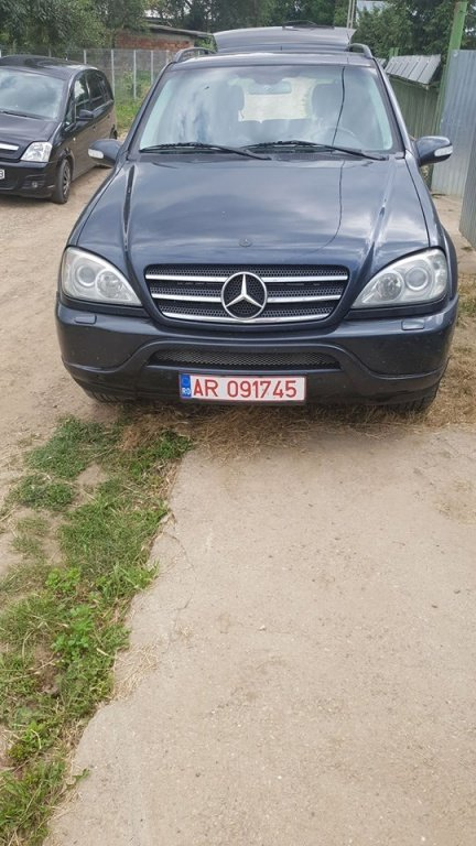Set discuri frana spate Mercedes M-CLASS W163 2003 4 USI 4000 CDI