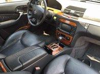 Set discuri frana spate Mercedes S-CLASS W220 2001 berlina 400