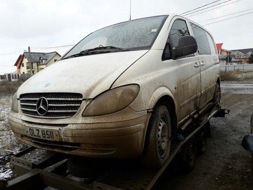 Set discuri frana spate Mercedes VITO 2005 Van 111 cdi w639 2.2 cdi