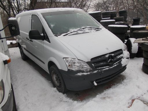 Set discuri frana spate Mercedes VITO 2013 VAN 116 CDI
