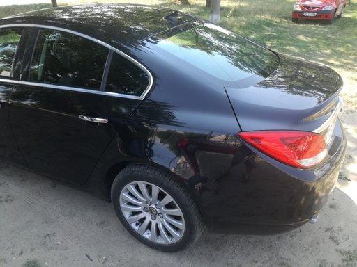 Set discuri frana spate Opel Insignia A 2010 berlina 2.0cdti