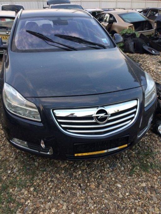 Set discuri frana spate Opel Insignia A 2011 Break 2.0cdti