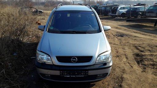 Set discuri frana spate Opel Zafira 2002 hatchback 2.2