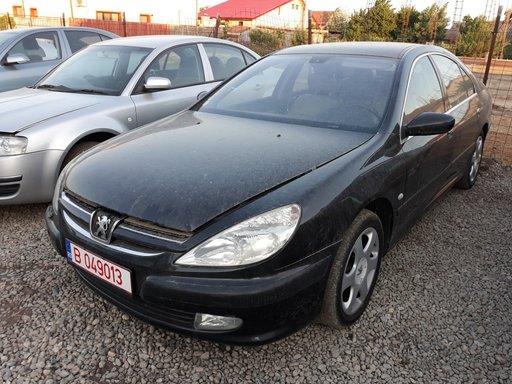 Set discuri frana spate Peugeot 607 2002 Berlina 2