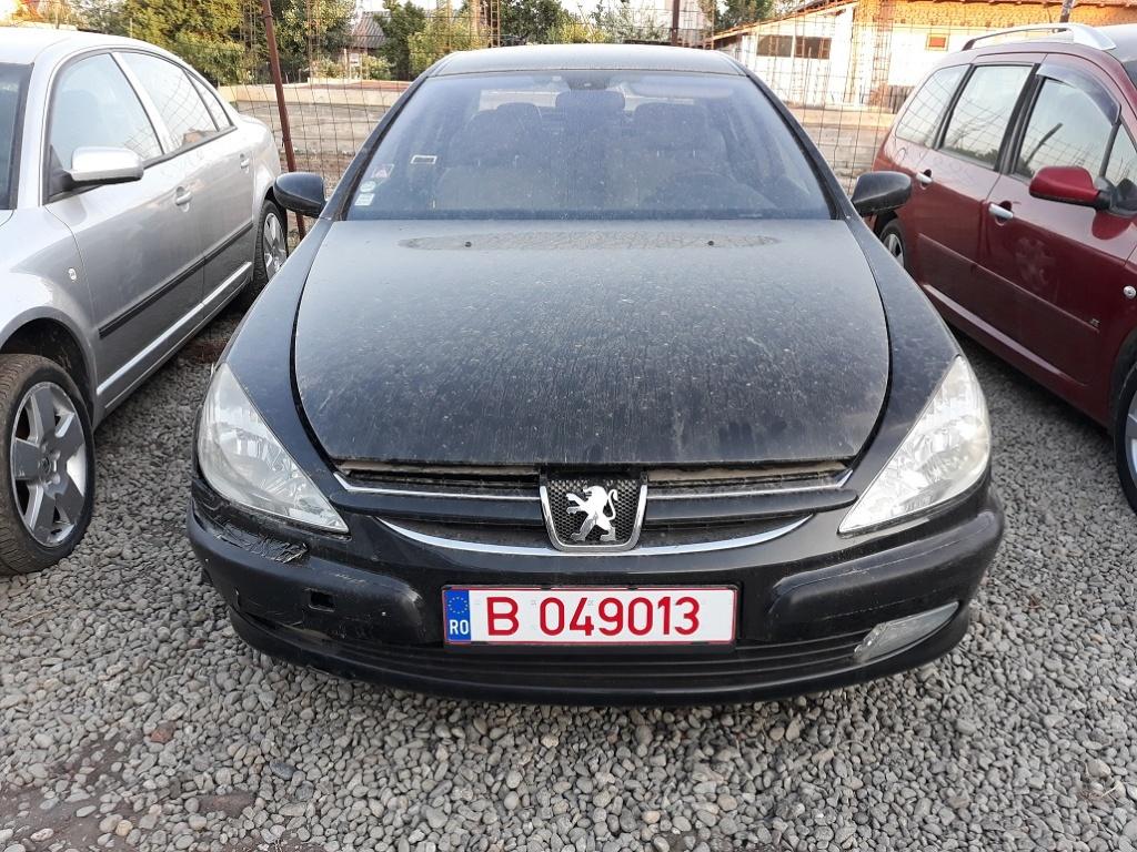 Set discuri frana spate Peugeot 607 2002 Berlina 2.2 hdi