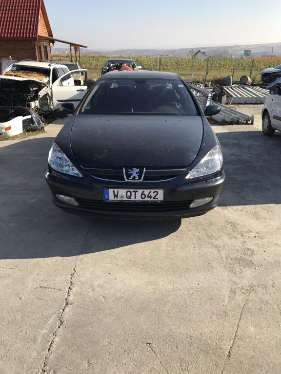 Set discuri frana spate Peugeot 607 2002 limuzina 2179