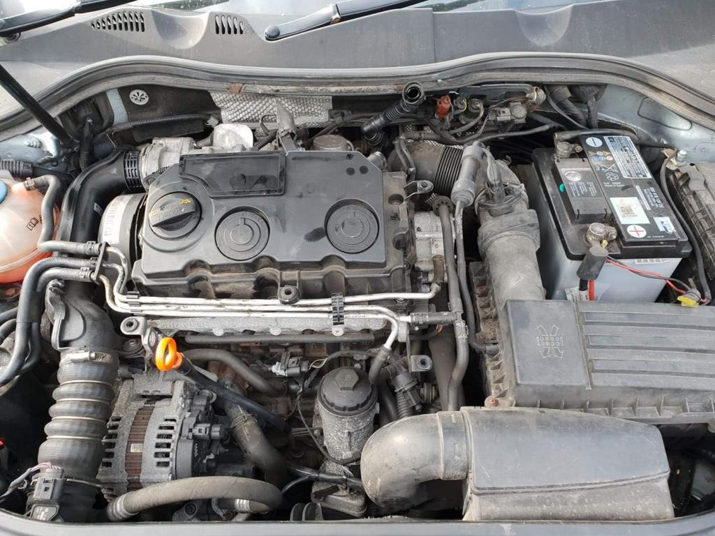 Set discuri frana spate Volkswagen Passat B6 2008 Berlina 2.0