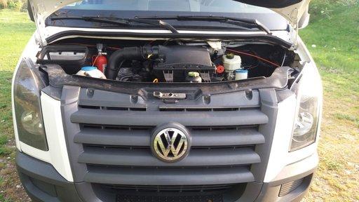Set discuri frana spate VW Crafter 2008 autoutilitara 2.5 tdi
