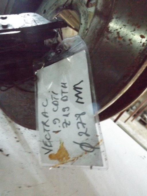 SET DISCURI FRINA SPATE 278 MM DIAMETRU OPEL VECTRA C Z19DTH 150 CAI 2007