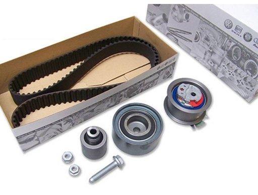 Set distributie Original Audi/VW potrivit Audi A4 2.0 TDI Golf 5 2.0 TDI, Passat 2.0 TDI 2005-2010