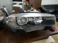 Set faruri BMW X5 F15 2014 halogen originale impecabile