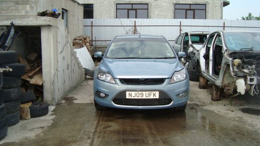 Set faruri Ford Focus 2 Facelift an 2010 motor 1.6 benzina SHDA