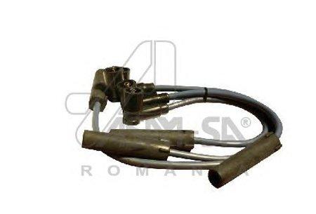 Set fise bujii Dacia injectie Nova SuperNova Solenza Dacia Logan 8200506297 Asam