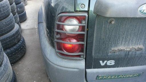 Set grile faruri, stopuri Land Rover Freelander, 1998-2003
