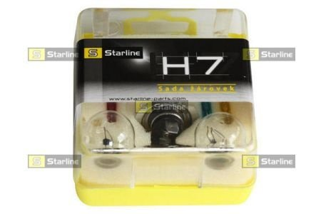 Set H7-4b. 12V+3 sig. STARLINE