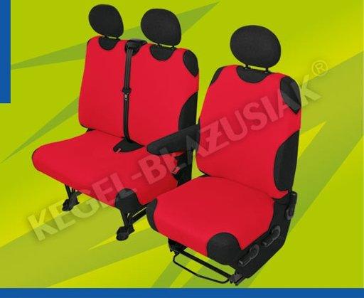 Set huse scaun maieu VAN 2+1 locuri