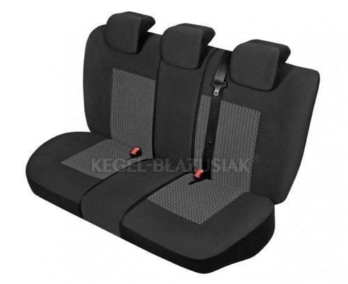 Set huse scaun model Perun , marime L-XL, Spate set huse auto