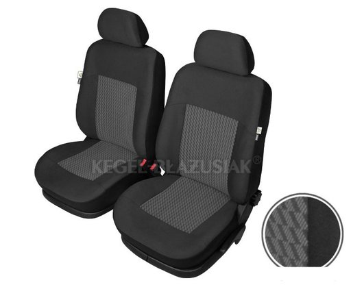 Set huse scaun model Perun marime XL, Fata set huse auto Kegel