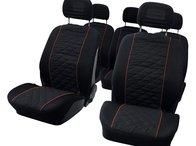 Set huse scaune auto VW Touran 5 scaune separate pana in 2006