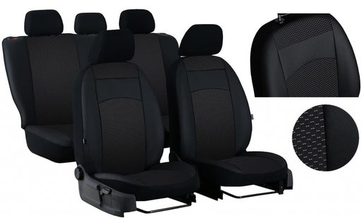 Set huse scaune, VW TIGUAN II 2016->
