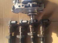 Set injectoare si pompa inalta renault master 2.5 dci