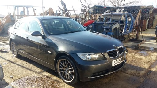 SET Jante aliaj 18 BMW Seria 3 E90 motor 2.0 diesel 163CP cod M47N2