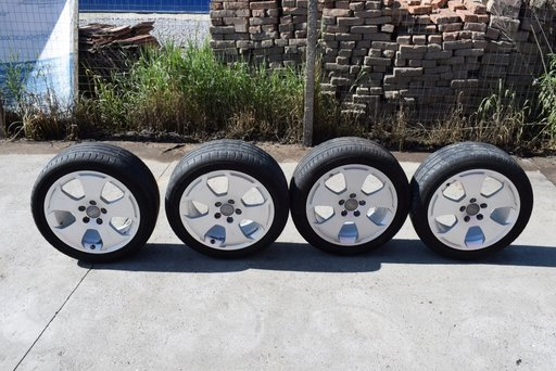 Set jante aliaj Audi A3 R17 5X112 7,5J ET 56 225 45 R17