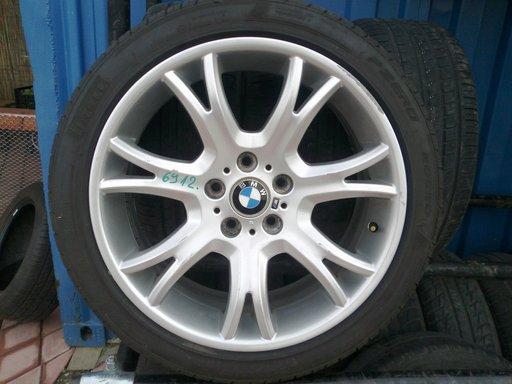 Set jante aliaj originale BMW + anvelope Pirelli 19''