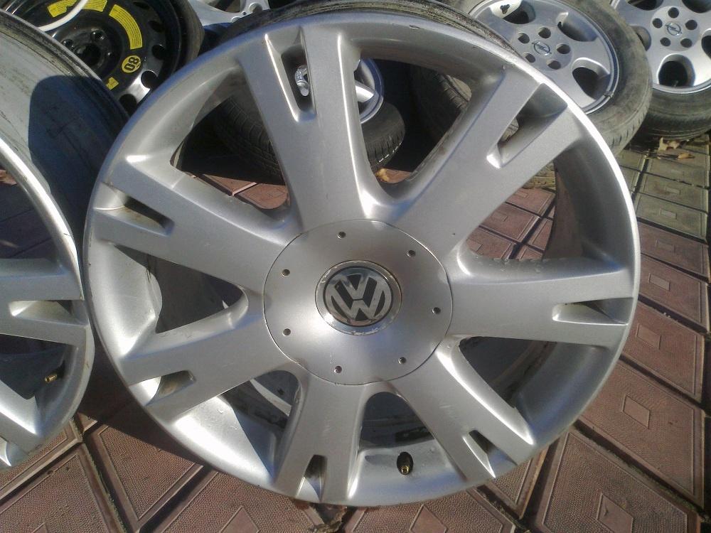 Set jante aliaj originale VW Touareg 18''