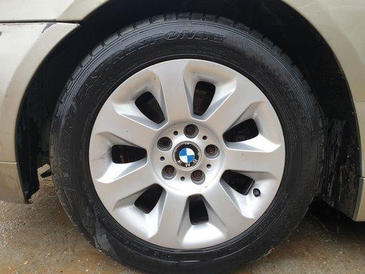 SET jante aliaj pentru BMW R16 impecabile cu tot cu anvelope