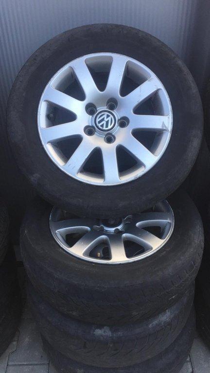 Set jante aliaj VW Passat B5,195x65x15