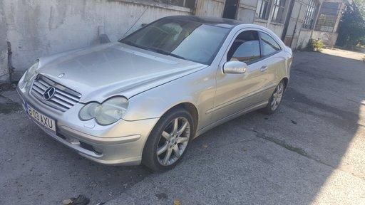"""Set jante pe 17"""" pentru Mercedes C Classe Coupe fabricație fabricație 2002"""