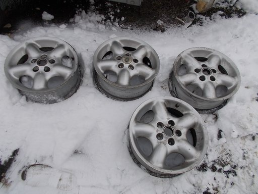 Set jante R16 Land Rover Freelander