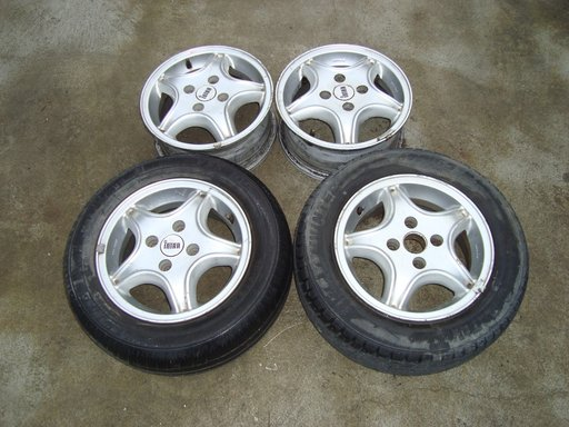Set jante vw polo 6n2 r13