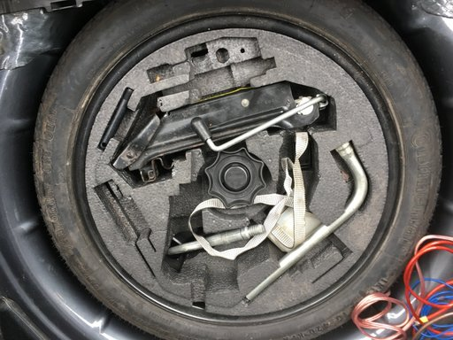 Set / Kit Cric Coarba / Cheie Roti Cui Tractare Burete Audi A3 8P 2003 - 2013