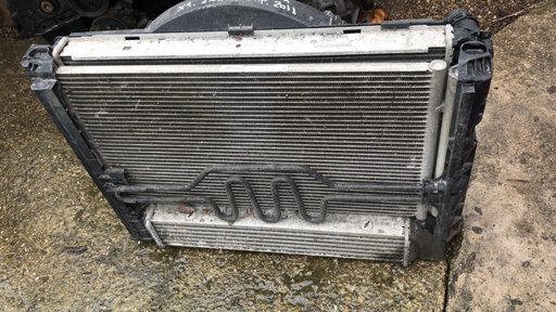 Set kit radiatoare BMW X1 E84 2011 diesel cutie automata