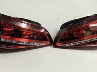 Set Lampi Spate Stopuri VW Golf 7 GTI/GTD Dupa 2012