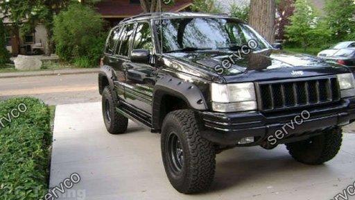 Set ornamente wide body evazari aripi aripa overfender wheel arc Jeep Grand Cherokee ZJ 1993-2000 ver1