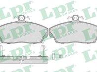 Set placute de frana ROVER 200 hatchback (XW) LPR 05P430