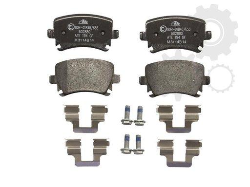 Set Placute Frana Spate pentru VW PASSAT 2005-2010 Producator ATE
