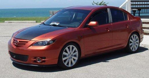 Set pleoape faruri Mazda 3 sedan 2003 2009 ver 2