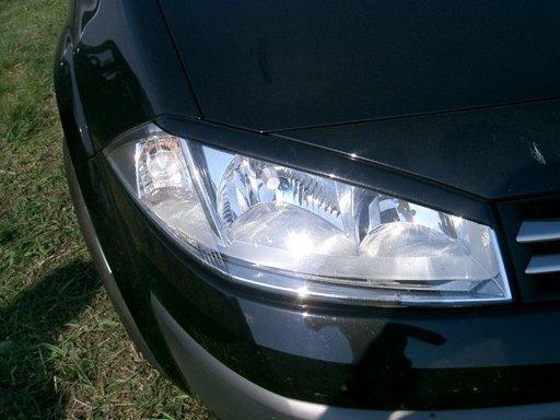Set pleoape faruri Renault Megane 2 fara facelift